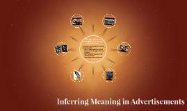 Inferring in Advertisements
