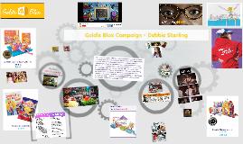 Copy of Goldiblox - Debbie Sterling