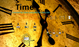 Copy of Time