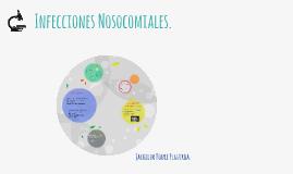 Infecciones Nosocomiales.