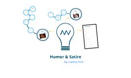 Humor & Satire Mind Map