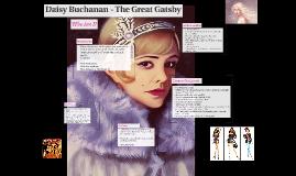 Daisy Buchanan - The Great Gatsby