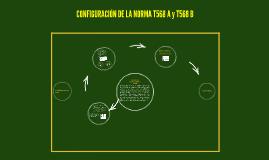 Copy of CONFIGURACION DE LA NORMA 568 A y 568 B