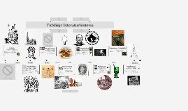 Tidslinje litteraturhistoria