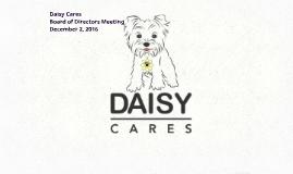 Copy of Daisy Cares
