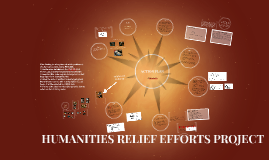 HUMANITIES PROJECT ACTION PLAN