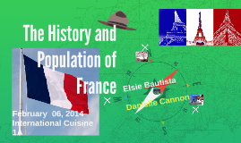 The History and Population of France