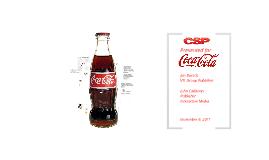 Coke Media Presentation