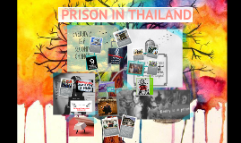 Different types of Jail in Thailand