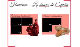 Flamenco - La danza de España