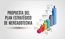 Propuesta del Plan Estratégico de Mercadotecnia