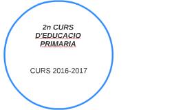 2n CURS D'EDUCACIO PRIMARIA