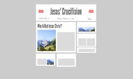 Copy of Jesus' Crucifixion