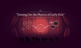 """Teasing Out the Physics of Curly Hair"""