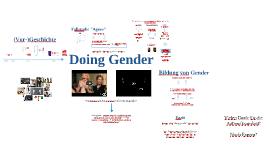 Doing Gender