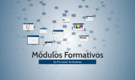 Módulos Formativos