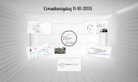 Consultancydag 11-10-2013