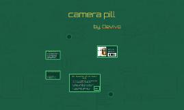 camera pill
