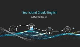 Sea Island Creole English