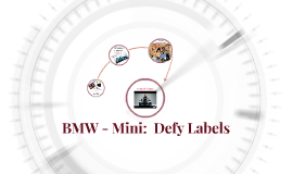 BMW - Mini:  Defy Labels