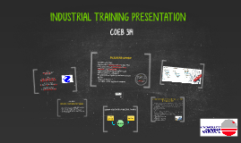 INDUSTRIAL TRAINING COEB 314