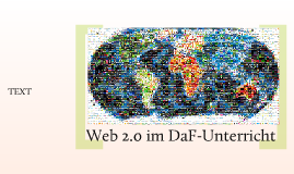 Web 2.0 im Fremdsprachenunterricht