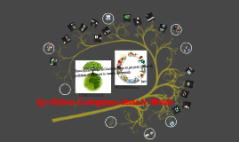 Copy of Quelle écologie pour demain
