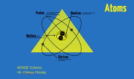 5th Grade - Atoms