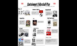Containment & Marshall Plan