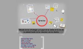 Copy of Vínculos de las estrategias y el papel de las ventas en la e