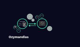 Ozymandias Analysis