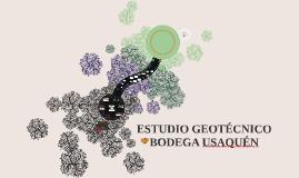 ESTUDIO GEOTÉCNICO BODEGA USAQUÉN