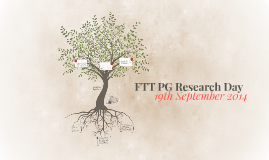 FTT PG Research Day