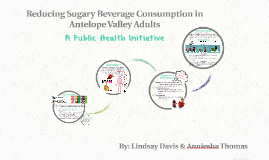 Reducing Sugary Beverage Consumption in Antelope Valley Adul