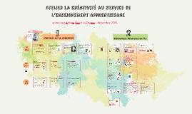 """Atelier """"La créativité au service de l'enseignement"""" Chypre décembre 2016"""