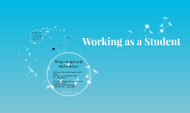 Finding work as a Student