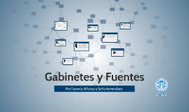 Gabinetes y Fuentes