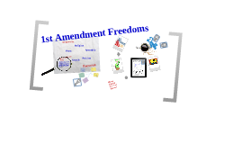 Our First Amendment Freedoms