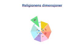 Religionens dimensjoner