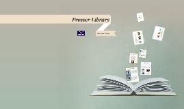 Prosser Library