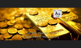 Big Idea Project: GOLD