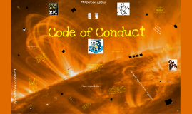 Code of Conduct 2018