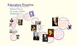 Education's Philosophy Timeline by Kristian Lalchan on Prezi