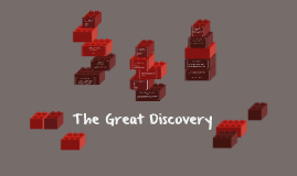 Copy of The Great Discovery