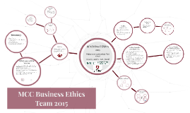 Copy of Business Ethics Team