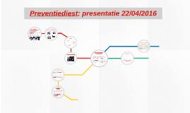 Presentatie preventiedienst instituut Sint-Guido 22/04/2016