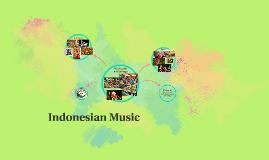Indonesian Music