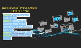 Instituto Santo Tomas de Aquino -