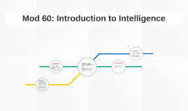 Mod 60: Introduction to Intelligence