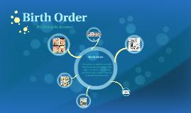 Birth Order